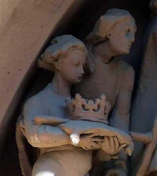 Джура з короною