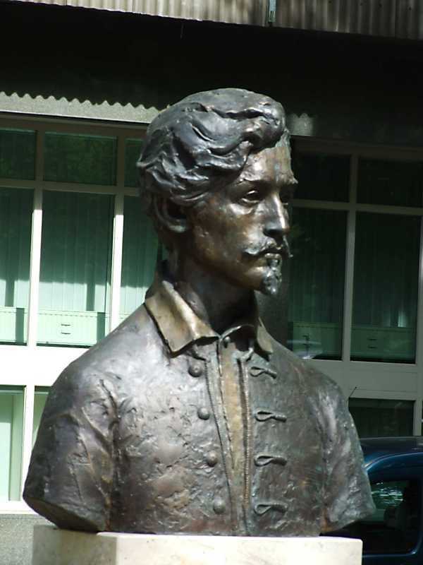 Пам'ятник Ш.Петефі