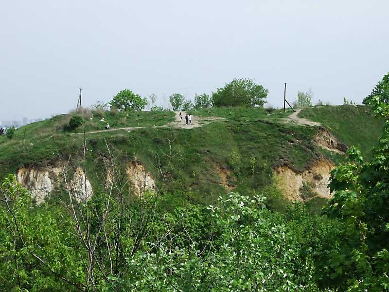 2010 р. Вигляд з Клинця