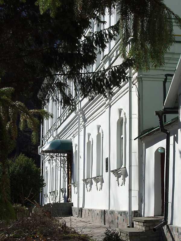 2011 р. Східний фасад у перспективі.…