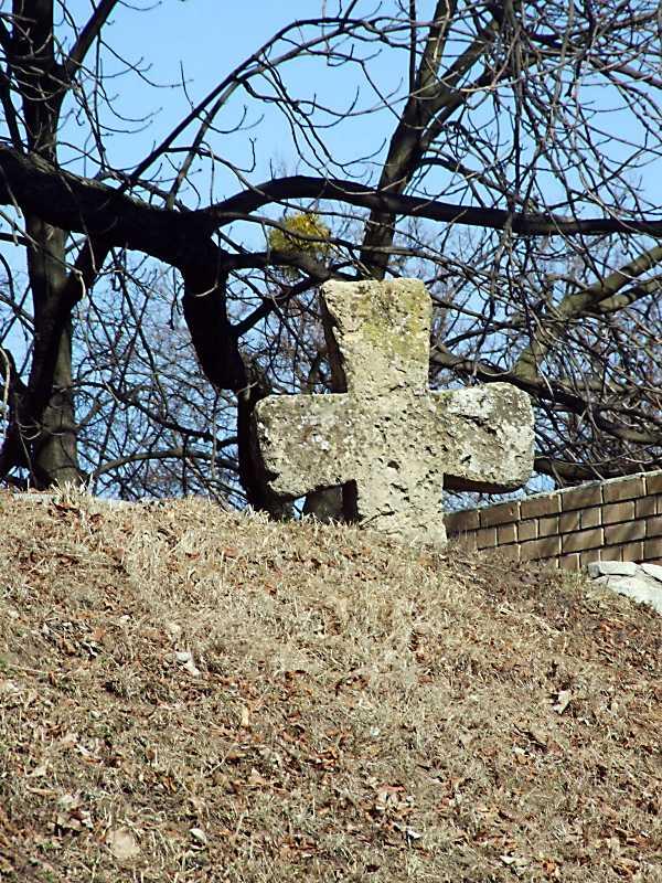 2011 р. Хрест на схід від південного…