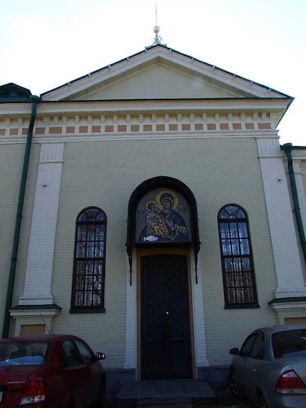 2011 р. Фрагмент північного фасаду. Вигляд з півночі