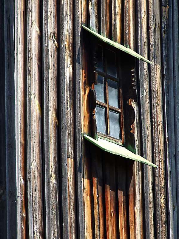 Вікно бабинця