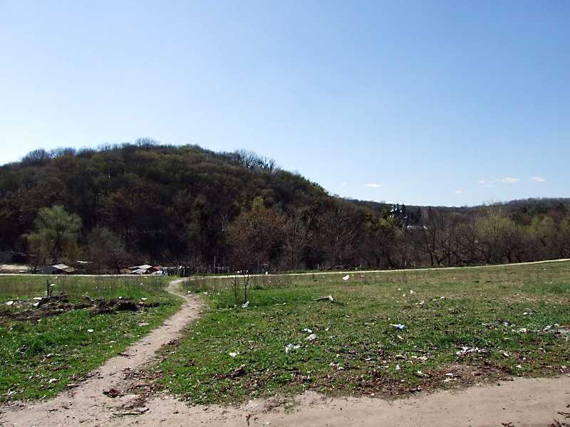 2011 р. Гора з городищем і Китаівська…