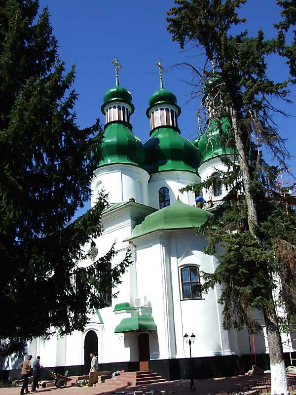 Церква св.Трійці (№ 1)