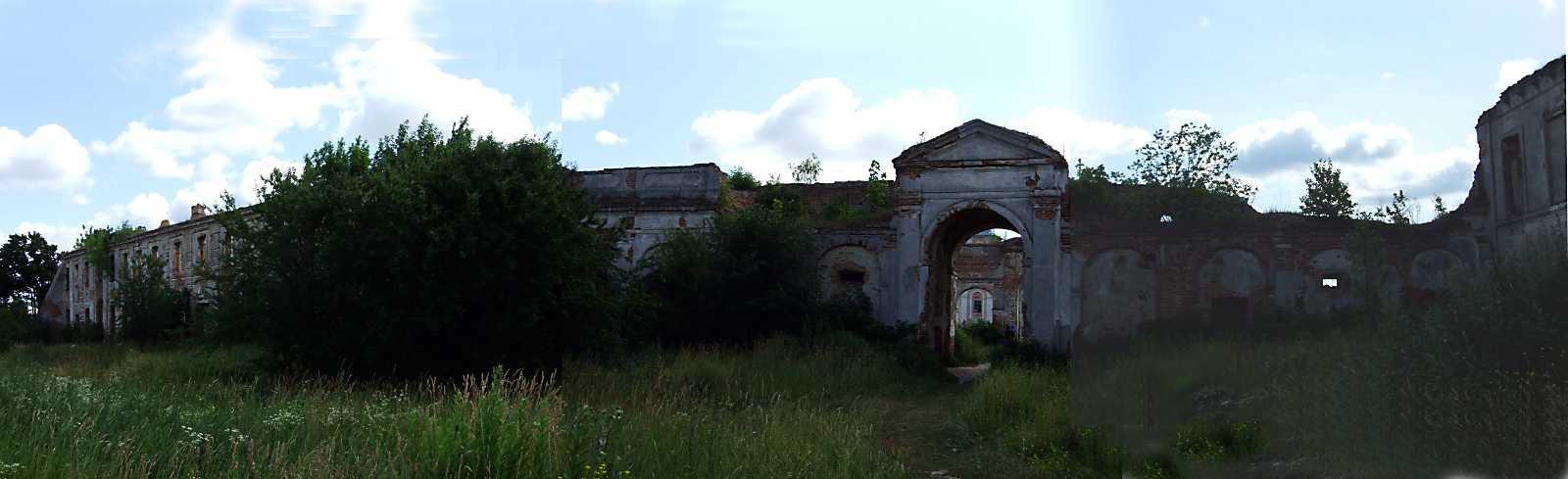2011 р. Панорама із заходу