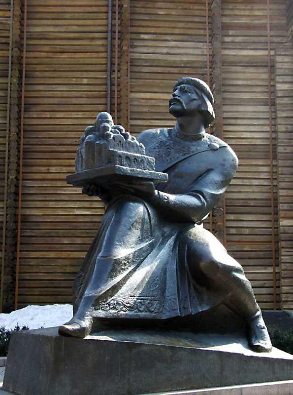 Пам'ятник князю Ярославу Мудрому