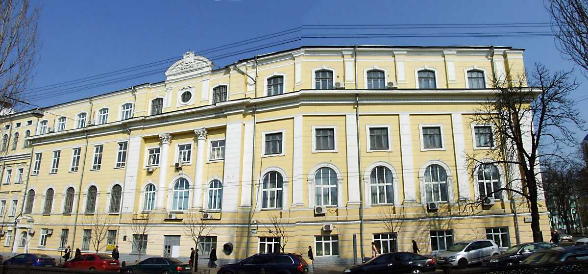 2012 р. Фасад по бульвару Шевченка
