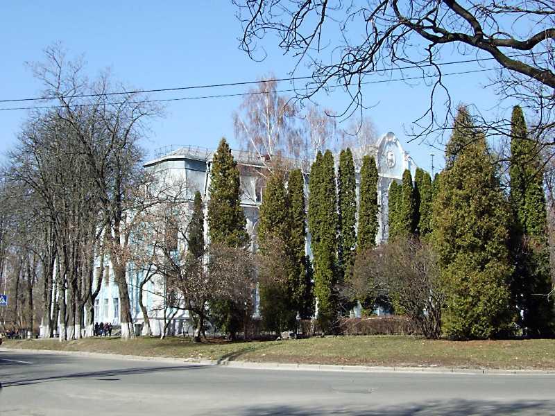 2012 р. Загальний вигляд з південного…