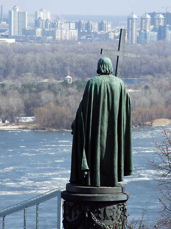 Постать кн. Володимира