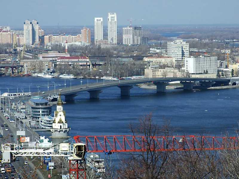 2012 р. Міст через Почайеу