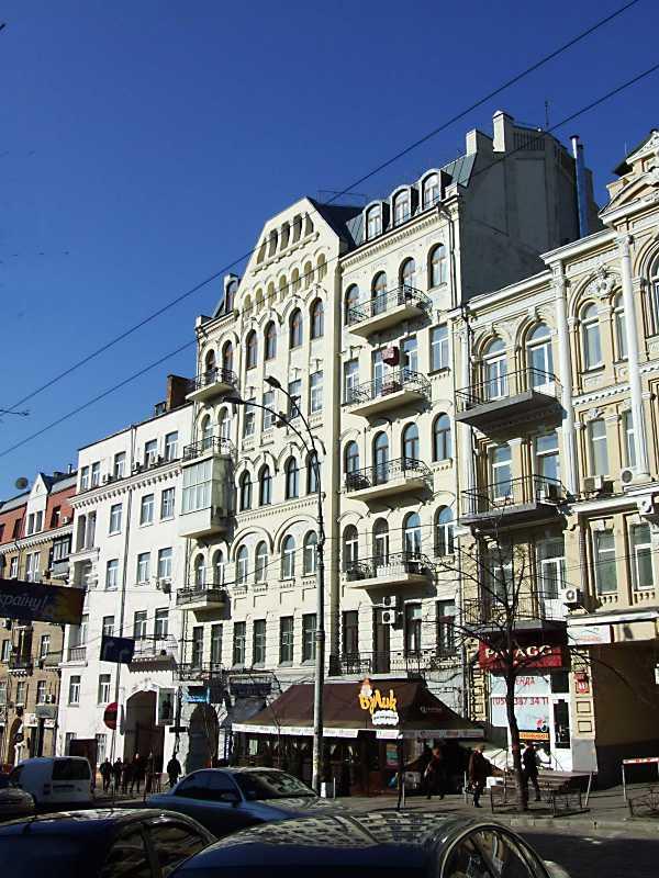2012 р. Будинки № 48, 46 в перспективі…