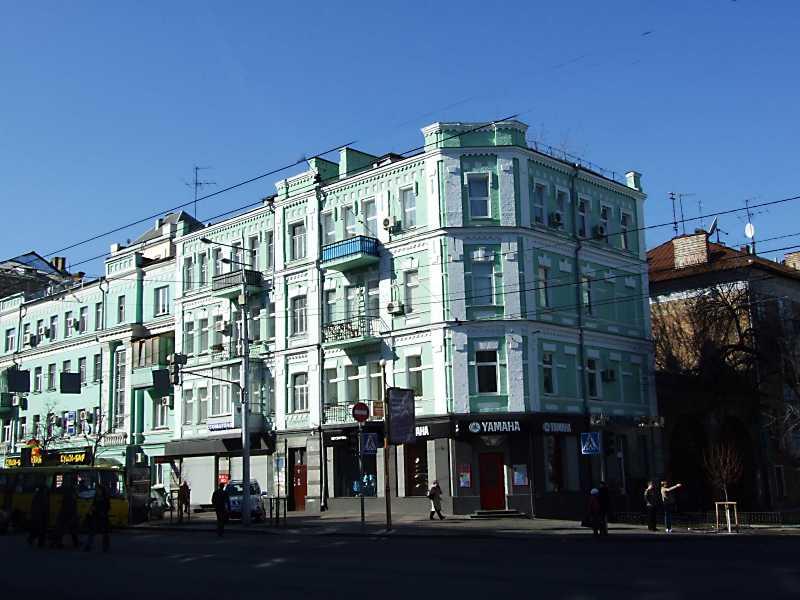 Житловий будинок (№ 86 / Димитрова, 9)