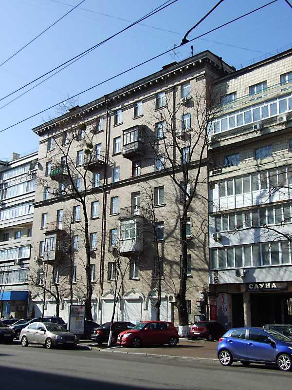 Житловий будинок (№ 120)