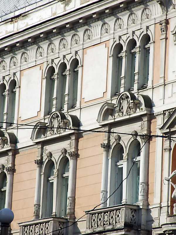 Вікна 3-4-го поверхів