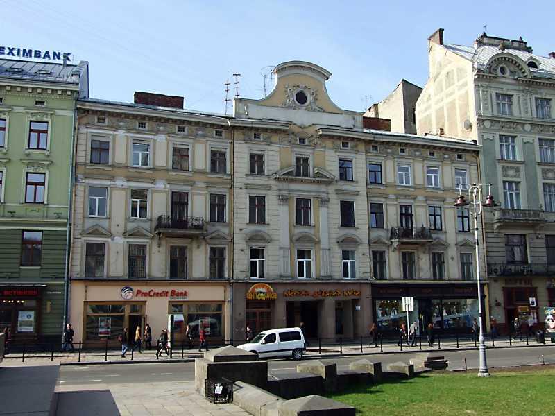 Французький готель (№ 5)
