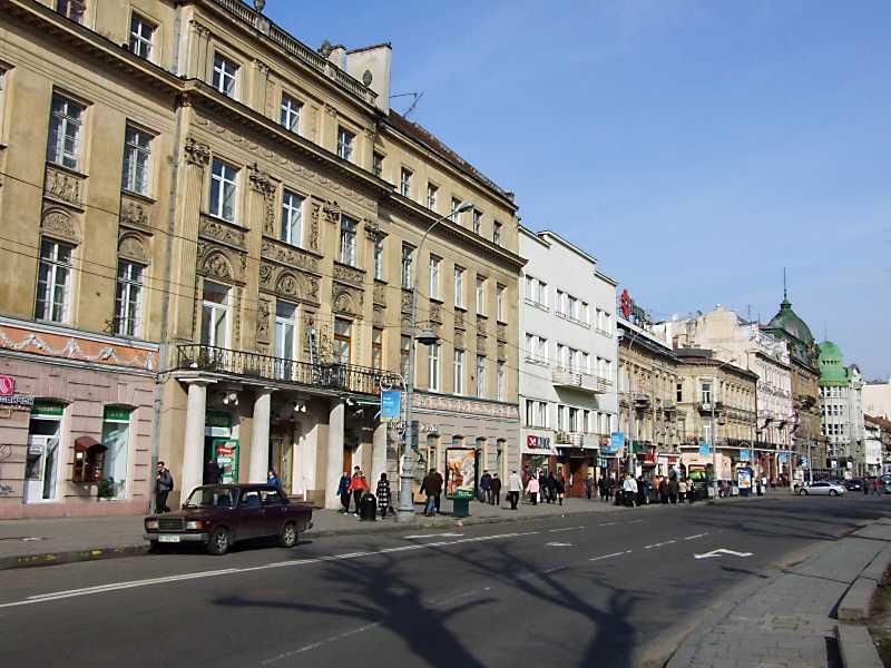2012 р. Перспектива від вул. Коперника…