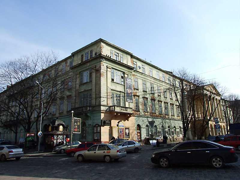 Theatre in Lviv (1884 – 1898) -…