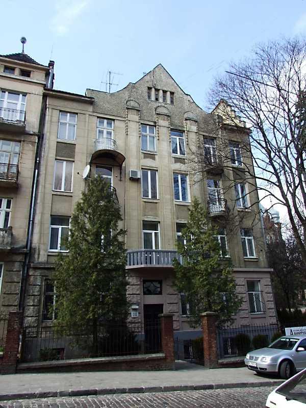 Житловий будинок (№ 118)