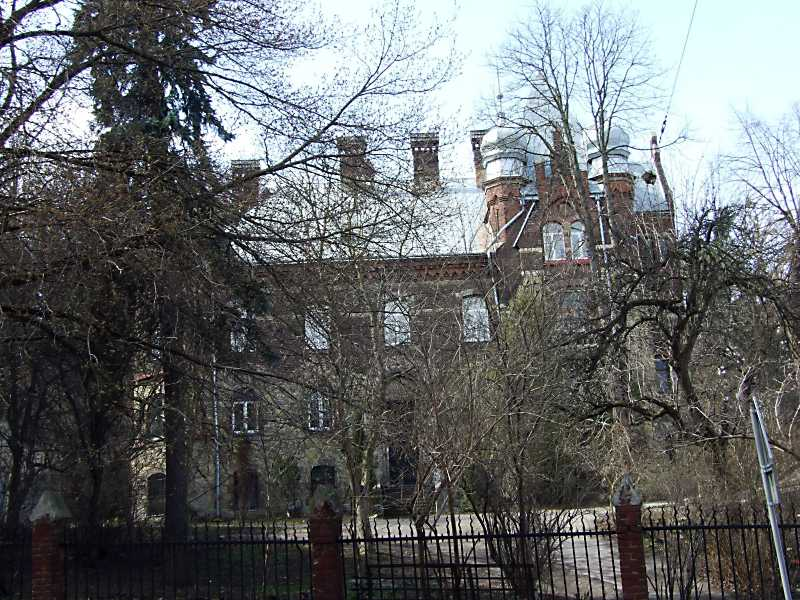Житловий будинок (№ 116)