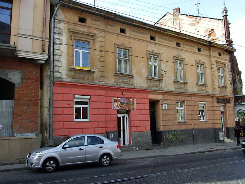 Житловий будинок (№ 100)