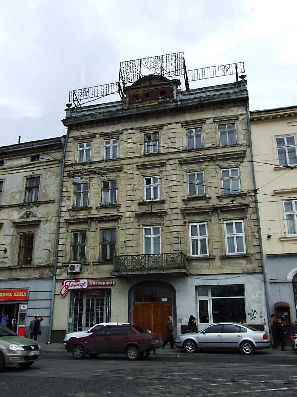 Варшавський готель (№ 5)