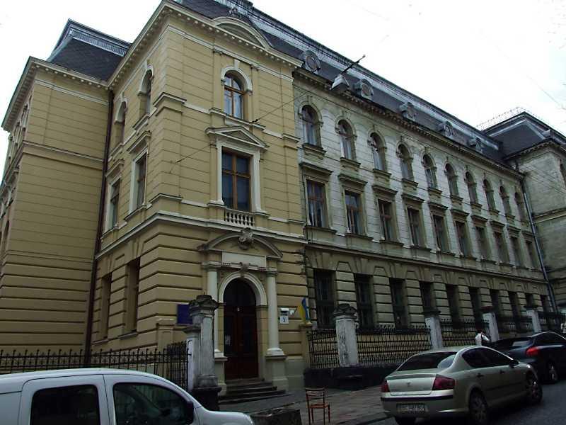 У приміщенні бібліотеки Львівського університету (вул. Драгоманова, 5) Іван Франко працював майже щодня у 1910 – 1914 роках.