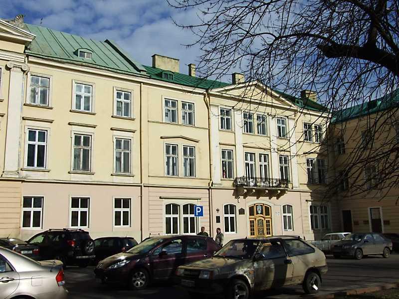 Адміністративний будинок (№ 14)