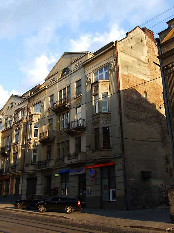 Житловий будинок (№ 34)