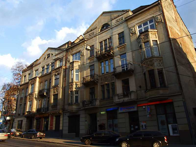 2012 р. Будинки № 36 та 34