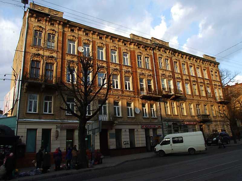 2012 р. Будинки № 55 та 57