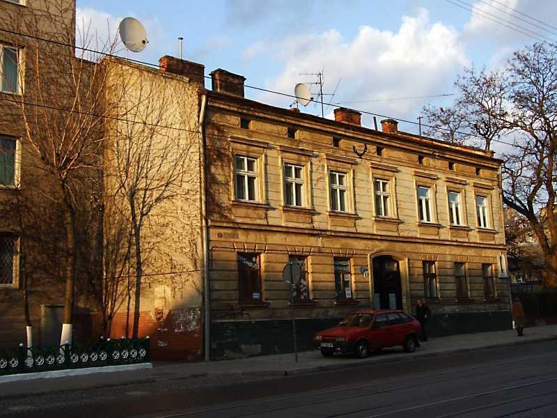 Житловий будинок (№ 83)