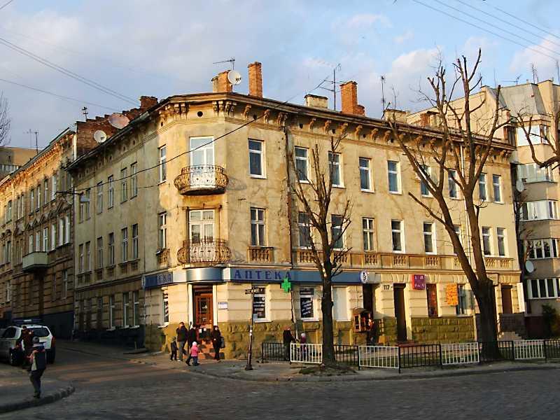 Житловий будинок (№ 117)