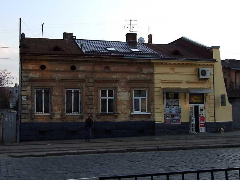 Житловий будинок (№ 88)