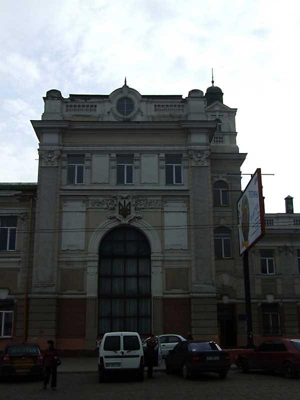 2012 р. Головний фасад правого флігеля