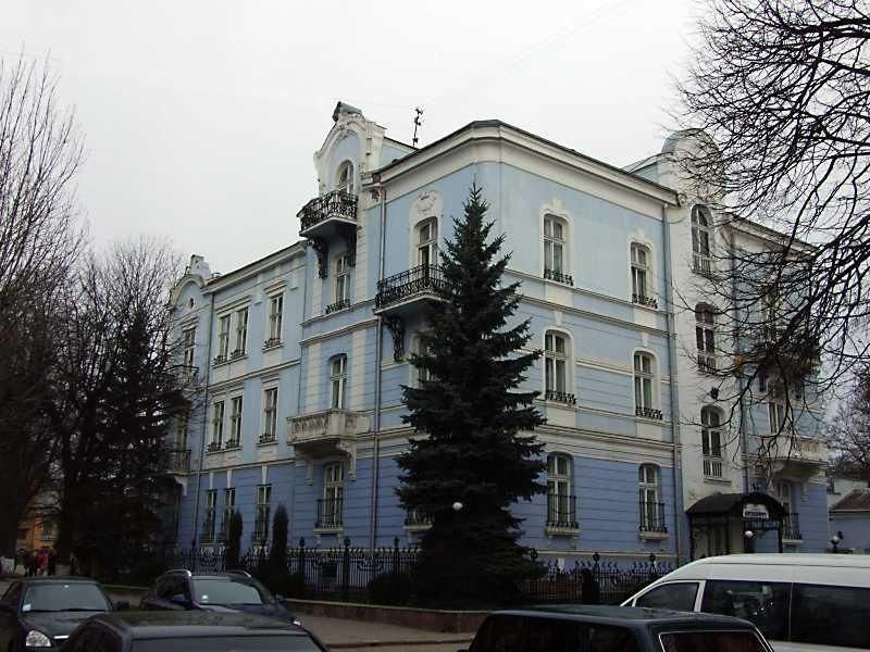 Готель «Аускопрут» (№ 9)