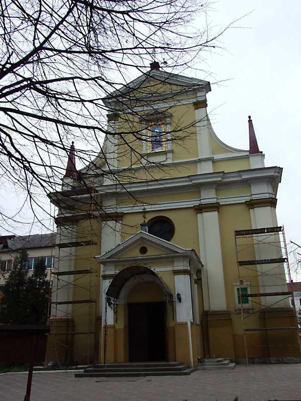 Костел єзуїтів (№ 3)