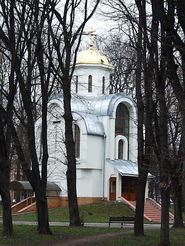 2012 р. Вигляд з північного сходу