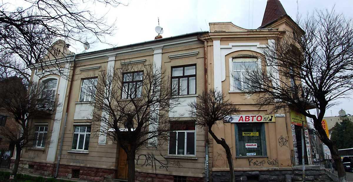 2012 р. Фасад по вул. Коперника