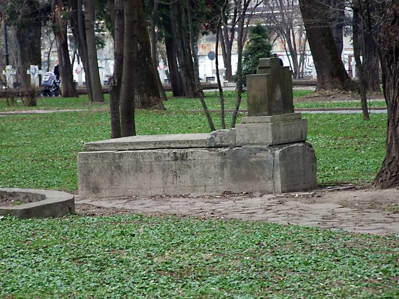 Невідома могила 1