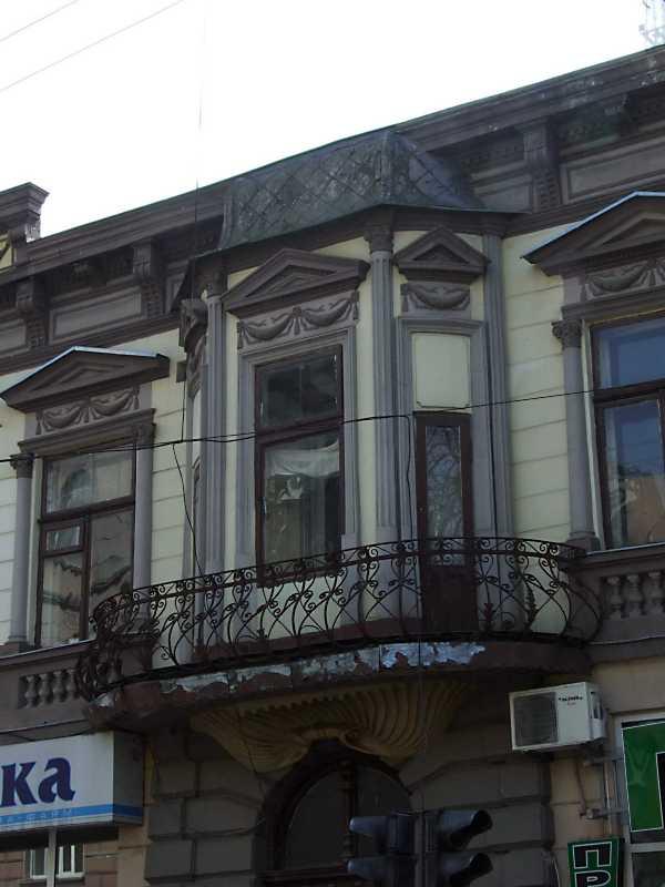 2012 р. Балкон 2-го поверху