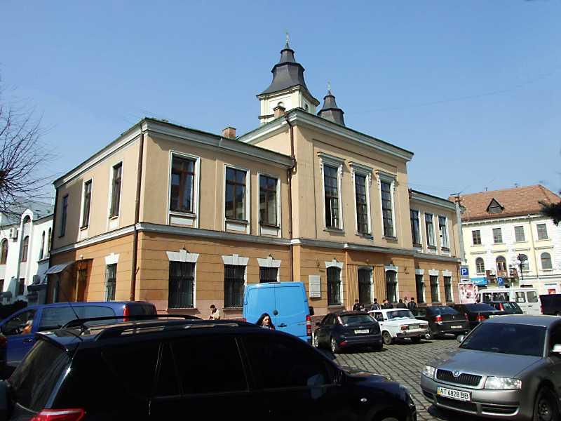Дом в Ивано-Франковске (1890 г.) -…