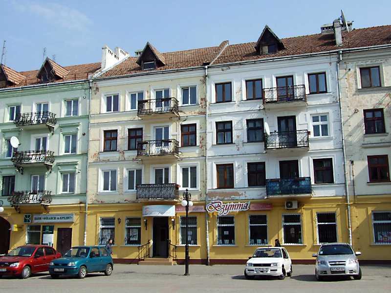 2012 р. Будинок по вул. Галицькій, 17