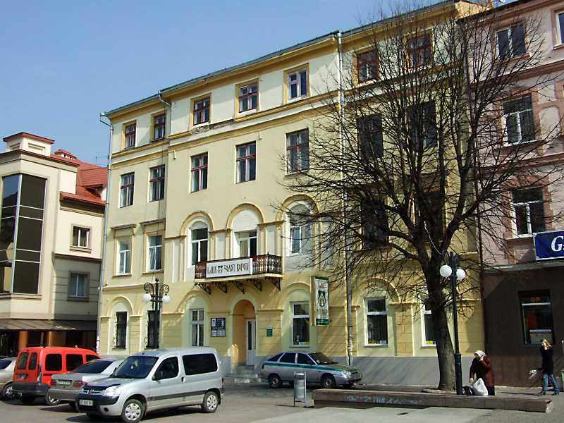 2012 р. Будинок по вул. Галицькій, 29