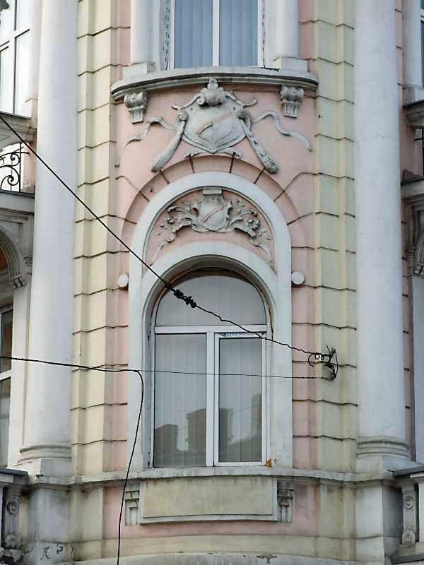2012 р. Наріжне вікно 2-го поверху