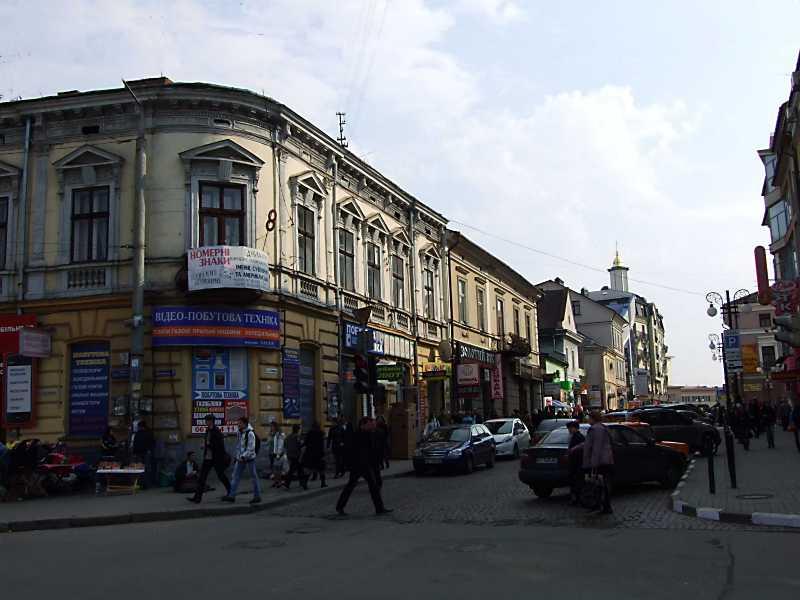 Галицька вул.