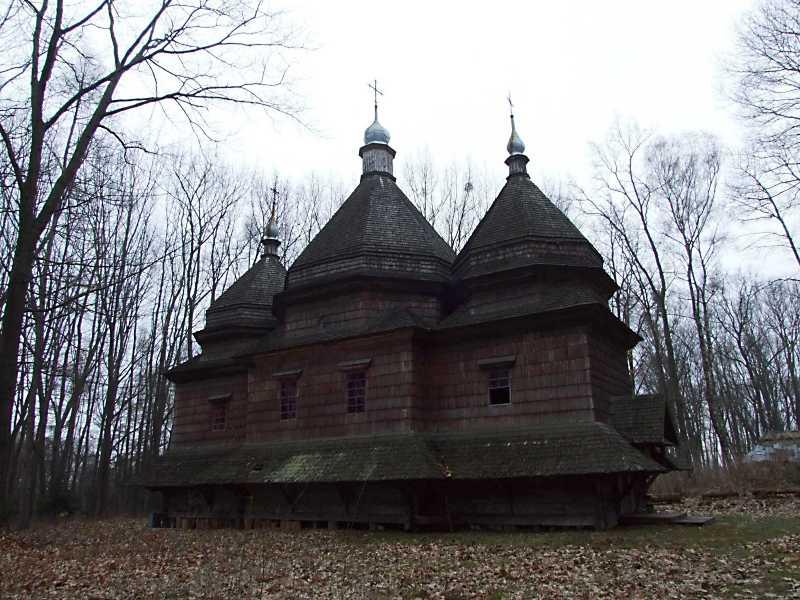 Церква св.Параскеви із с.Стоянів