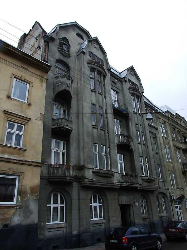 Житловий будинок (№ 4)