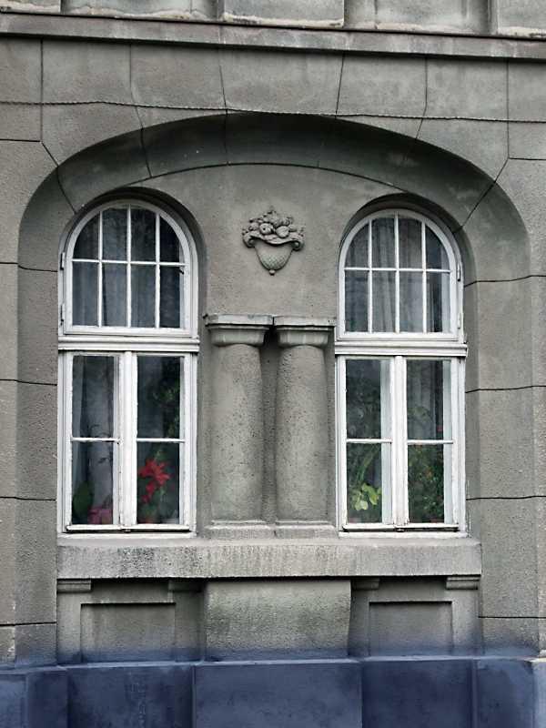 2012 р. Ніша з вікнами 1-го поверху