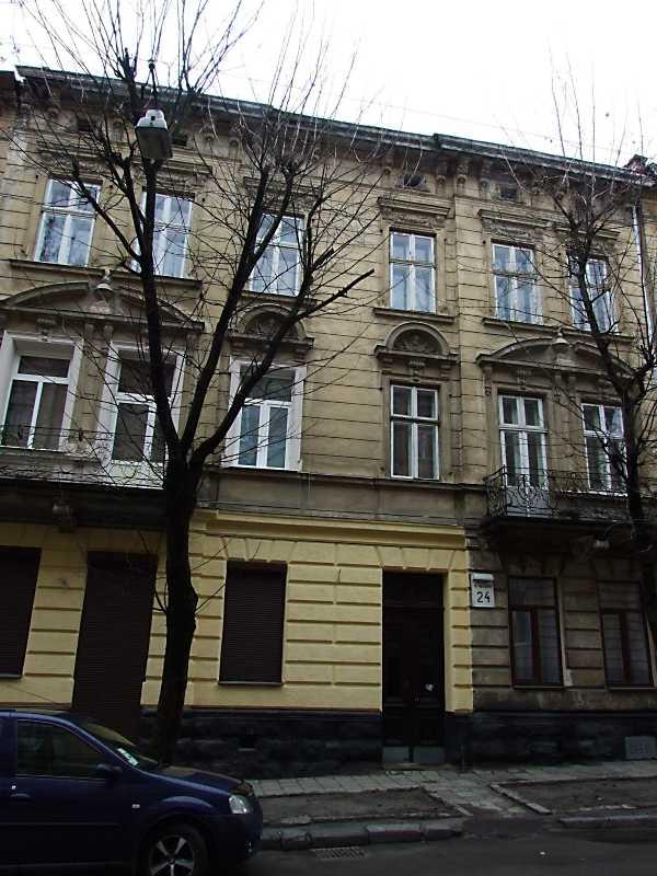 Житловий будинок (№ 24)